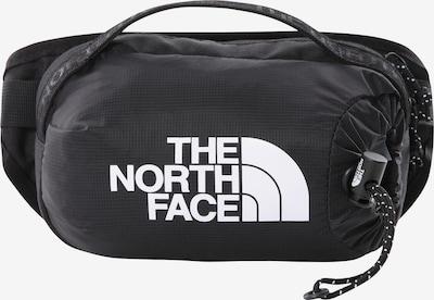 THE NORTH FACE Športová ľadvinka 'BOZER' - čierna / biela, Produkt