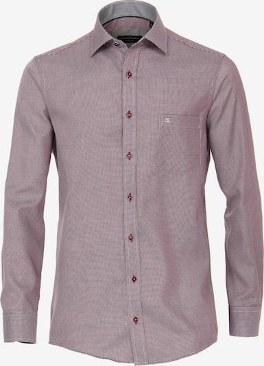 LERROS Hemd in rot / weiß, Produktansicht
