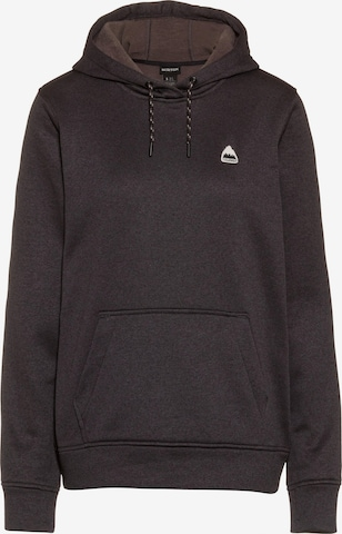 BURTON Athletic Sweatshirt in Black