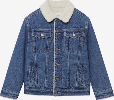MANGO KIDS Jacke in blue denim, Produktansicht