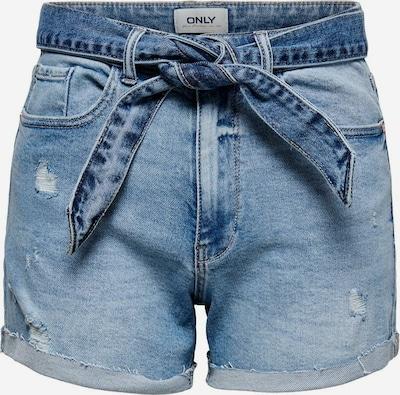 ONLY Shorts 'Veneda' in blue denim, Produktansicht