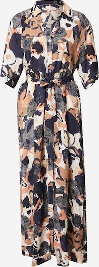 Part Two Kleid 'Jashmin' in blau / grau / schwarz / weiß, Produktansicht