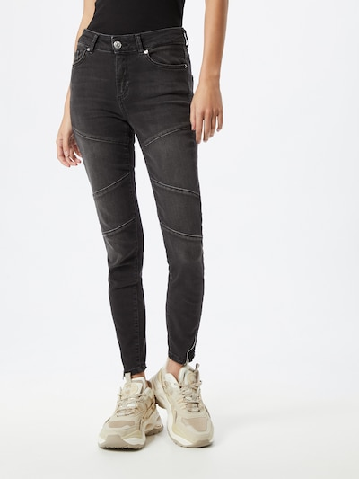 ONLY Jeans in de kleur Grey denim, Modelweergave