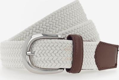 VANZETTI Belt in Brown / Off white, Item view