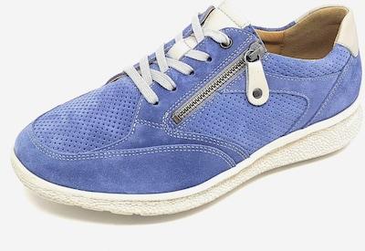 Hartjes Schnürschuh in hellblau, Produktansicht