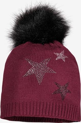 MAXIMO Müts 'Stars', värv punane