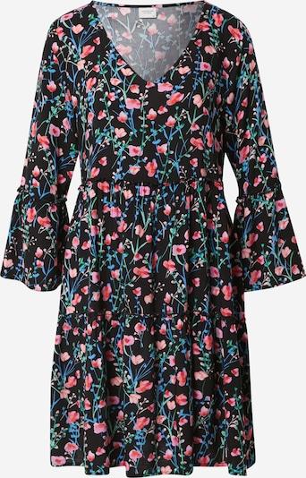 JDY Kleid 'Staar' in mischfarben / schwarz, Produktansicht