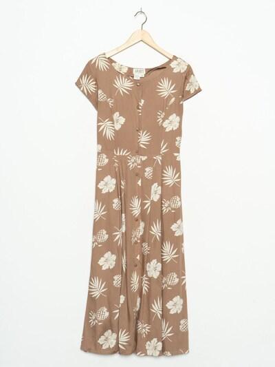 APART Kleid in S in taupe, Produktansicht