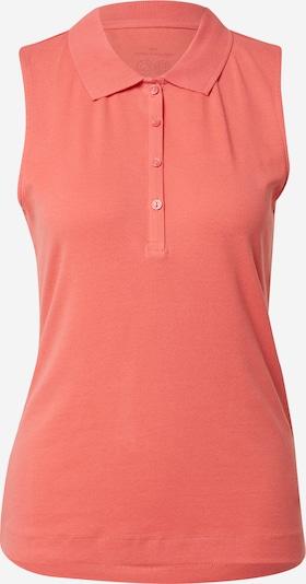 Marškinėliai iš TOM TAILOR, spalva – melionų spalva, Prekių apžvalga