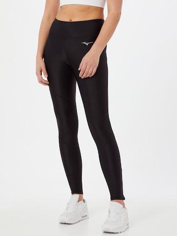 Pantalon de sport MIZUNO en noir