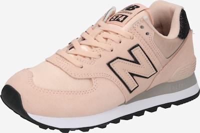 new balance Sneaker in rosegold / anthrazit / rosa, Produktansicht