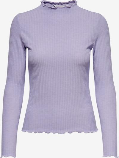 ONLY Shirt 'ONLEMMA' in lila, Produktansicht