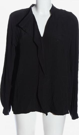 Ancora Langarm-Bluse in M in schwarz, Produktansicht