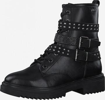 s.OliverLežerne čizme - crna boja