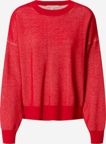ESPRIT Pullover in Rot