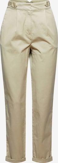 Esprit Collection Pantalon chino en vert clair, Vue avec produit