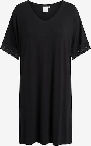 CCDK Copenhagen Nightgown 'Lucille Black' in Black