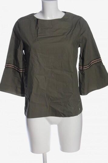 Liebesglück Schlupf-Bluse in S in khaki, Produktansicht