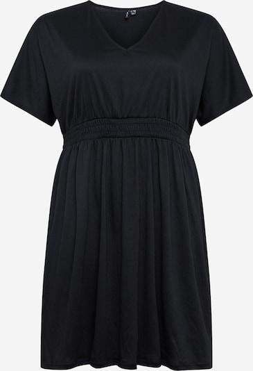 Vero Moda Curve Robe 'Rita' en noir, Vue avec produit