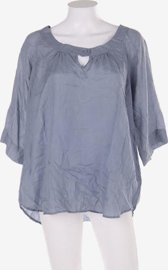 Custommade Bluse in L in rauchblau, Produktansicht