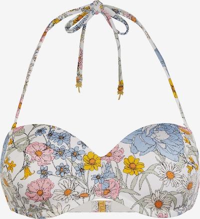 O'NEILL Bikini-Top 'Havaa' in mischfarben / weiß, Produktansicht