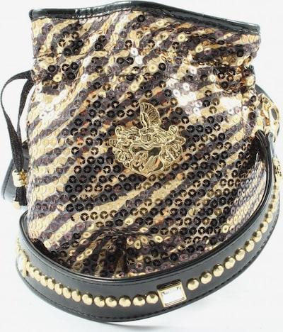 Ricarda M Minitasche in One Size in gold / schwarz, Produktansicht