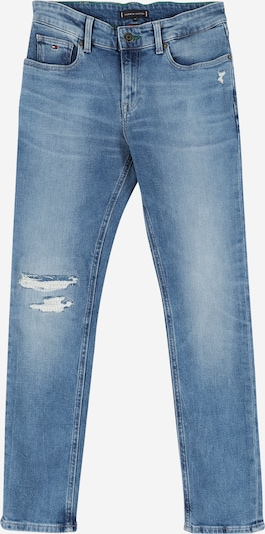 TOMMY HILFIGER Jeans 'SCANTON' in de kleur Blauw denim, Productweergave