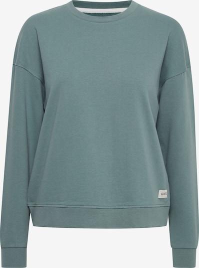 Oxmo Sweatshirt 'GRYNET' in grün, Produktansicht