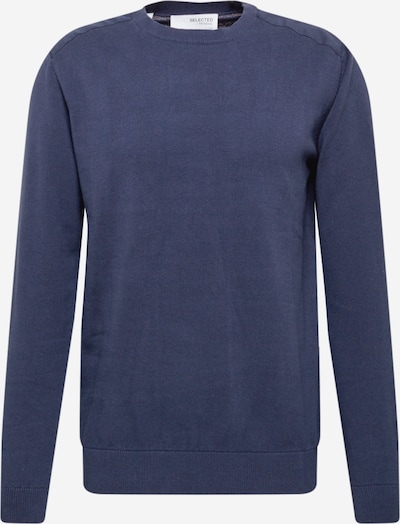 SELECTED HOMME Pullover in marine, Produktansicht