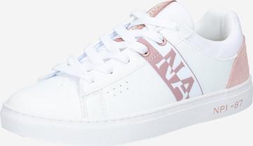 NAPAPIJRI Sneaker 'WILLOW' in Weiß