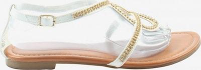 YOUNG SPIRIT Dianette-Sandalen in 40 in weiß, Produktansicht