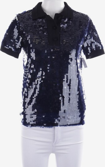 Carven Shirt in XS in dunkelblau, Produktansicht