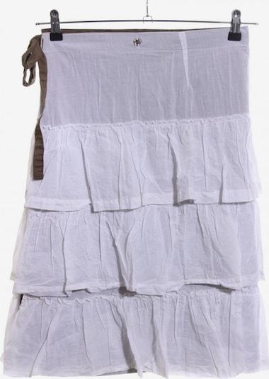 Gsus Sindustries Skirt in XS in Brown / White, Item view