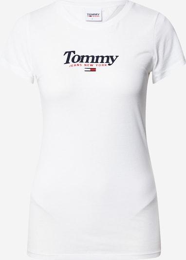 Tommy Jeans Tričko 'Essential' - bílá, Produkt