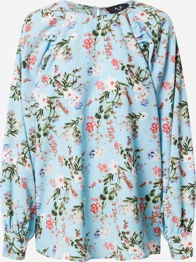 Bluză AX Paris pe albastru, Vizualizare produs