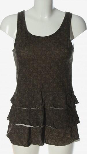 Zagora Top & Shirt in S in Brown / Black, Item view