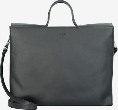 BREE Handtasche in schwarz, Produktansicht