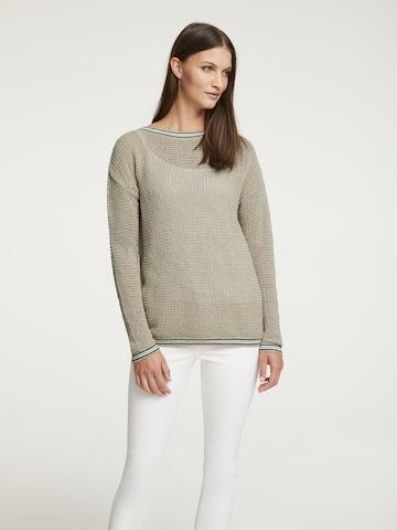 heine Sweater in Green