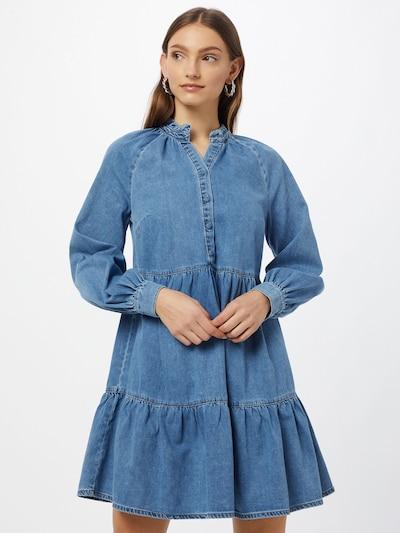 NEW LOOK Kleid 'DICAPRIO' in blue denim, Modelansicht