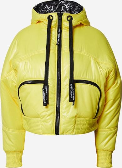 Just Cavalli Tussenjas in de kleur Geel / Zwart, Productweergave