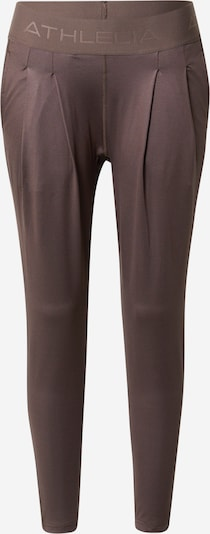 Athlecia Workout Pants 'Beastown' in Brown, Item view