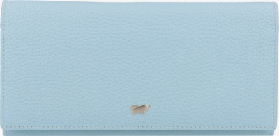 Braun Büffel Geldbörse in blau, Produktansicht