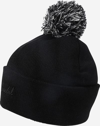 Herschel Mütze  'Aden Pom' in schwarz, Produktansicht
