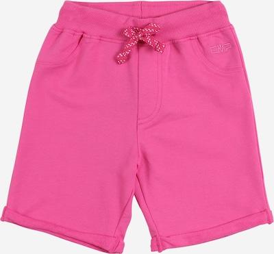 CMP Pantalon de sport en violet, Vue avec produit