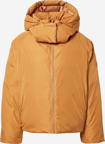 Marc O'Polo DENIM Winter Jacket in Brown