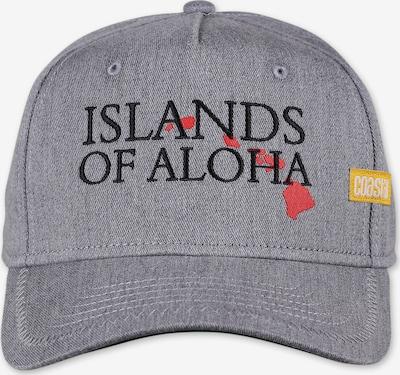 Coastal Cap in graumeliert / mischfarben, Produktansicht