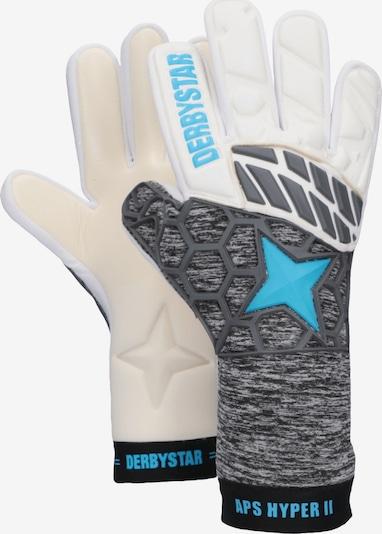 DERBYSTAR Handschuh in grau / weiß, Produktansicht
