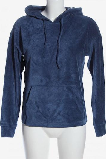 CLOCKHOUSE by C&A Kapuzensweatshirt in XS in blau, Produktansicht
