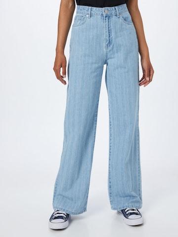 VERO MODA Jeans 'KATHY' in Blauw