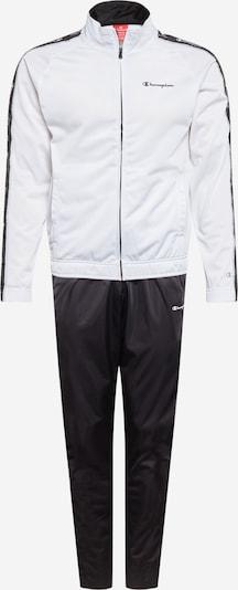 Champion Authentic Athletic Apparel Chándal en negro / blanco, Vista del producto